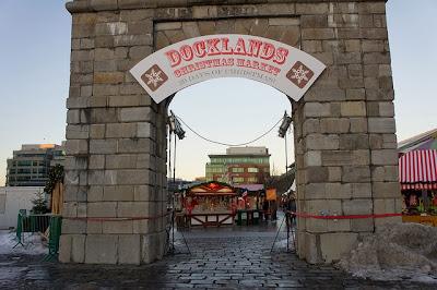 docklands christmas markets dublin