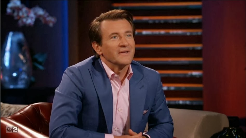 shark tank robert herjavec harvard