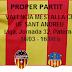 Xapi Arnau es baja por sanción contra el Valencia B