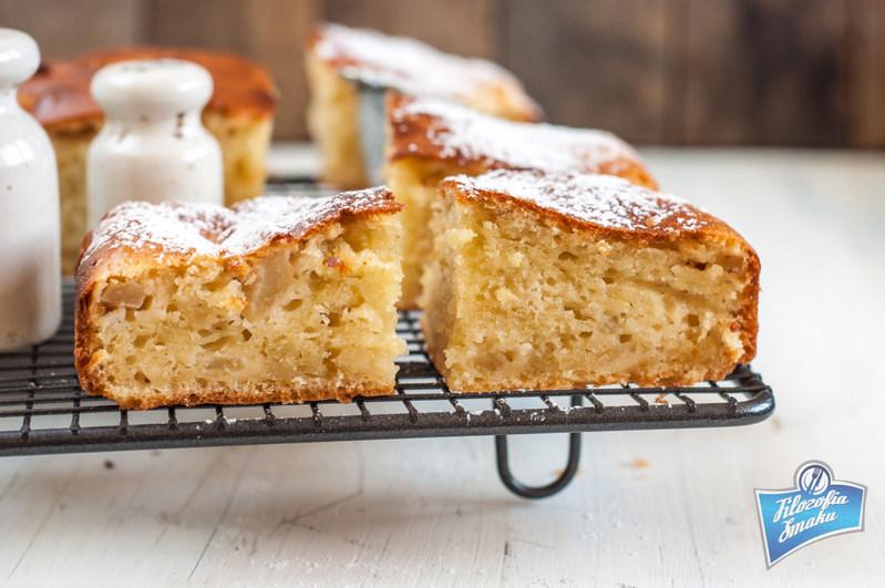 Łatwe ciasto z jabłkami
