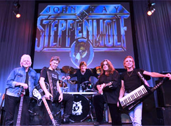 Steppenwolf Rock band
