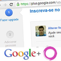 IMAGEM: Integrando Orkut com Google +