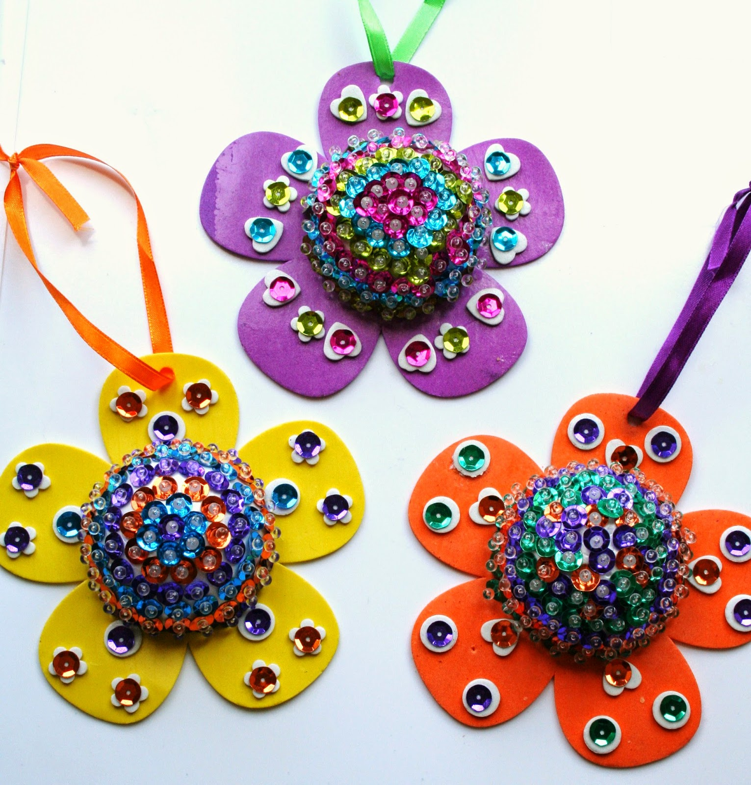 Amy 39 s daily dose summer craft projects for kids for Cool art ideas for kids