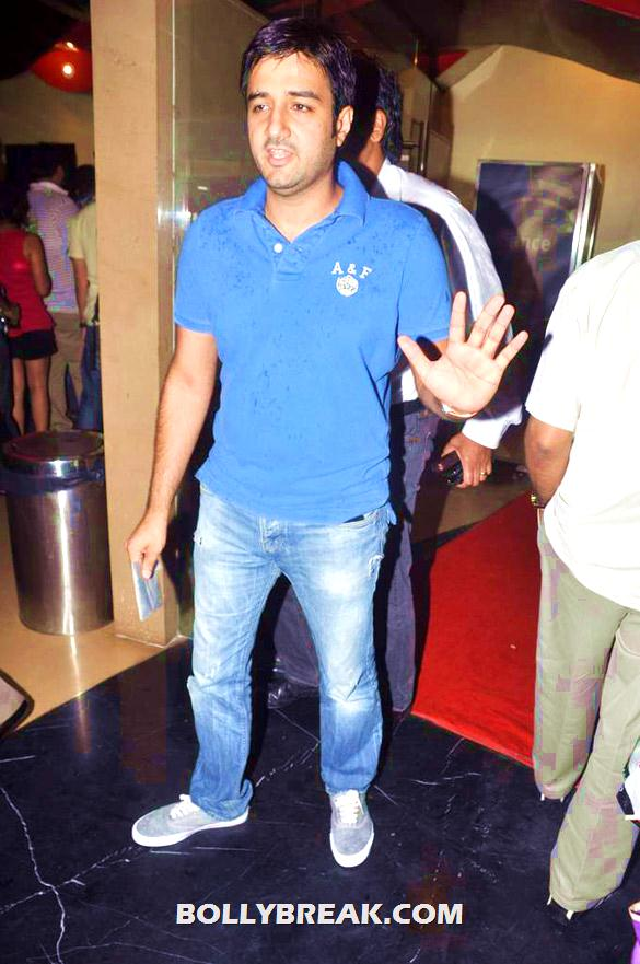 Siddharth Anand - (31) - Bollywood & TV Celebs at the Premiere of 'The Dark Knight Rises'