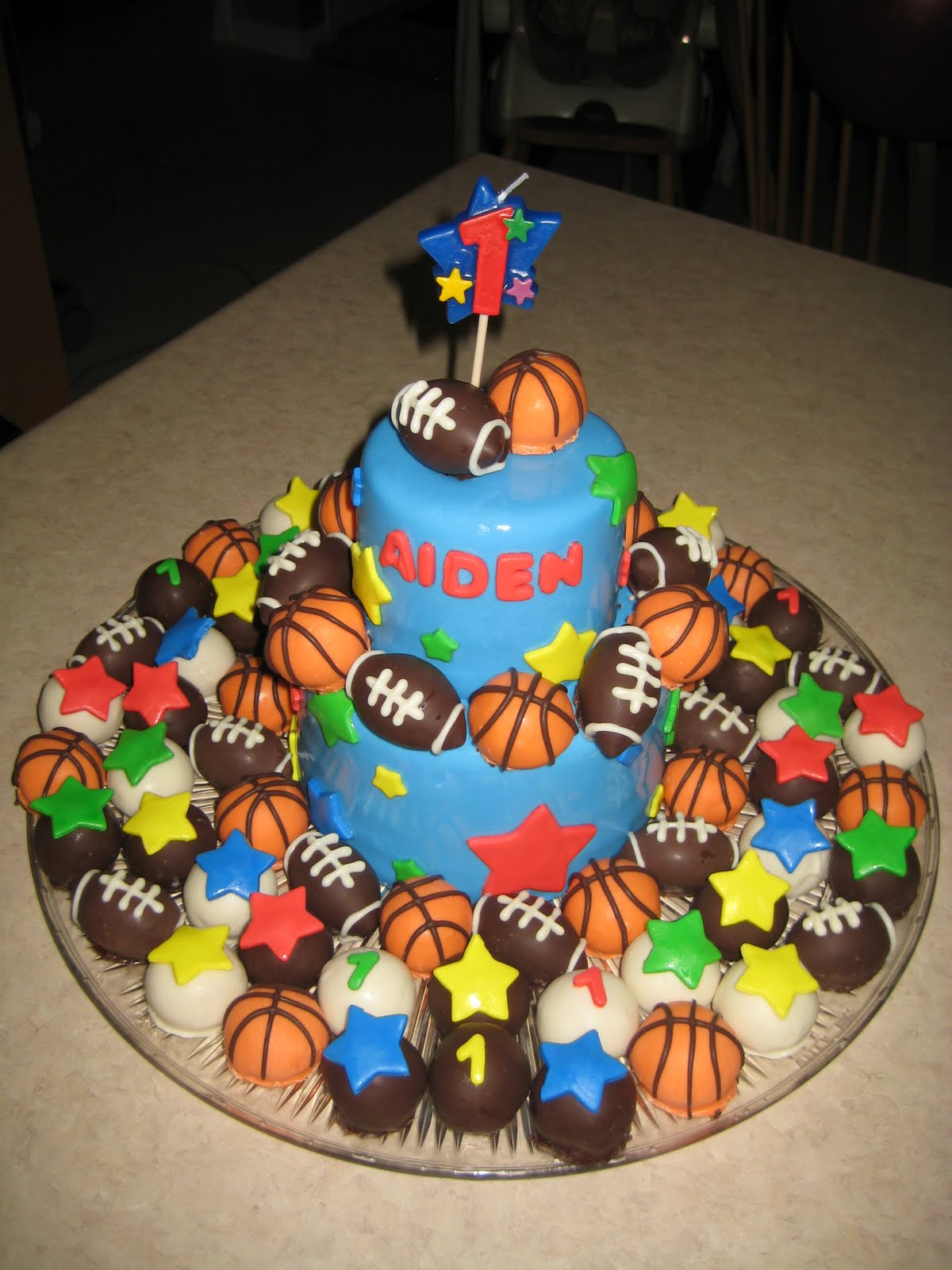 Kids Birthday Cake Ideas Sports 43819 Treats By Christi 1s
