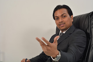 Dr. Hiran Hettiarachchi (MBBS-Colombo & MBA-Australia), Chairman of the Blue Mountain Group