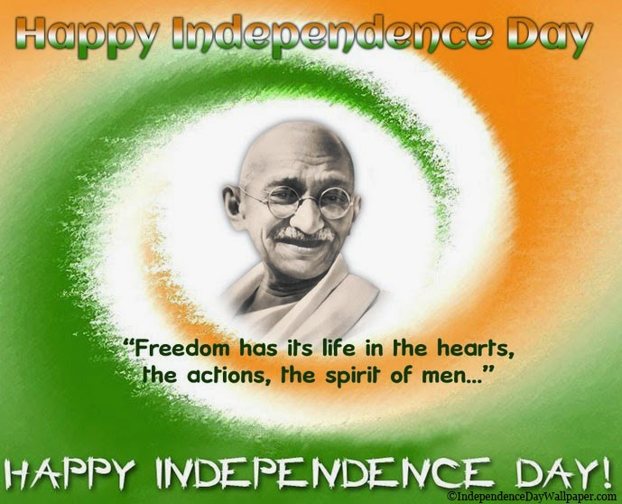 Independence Day Greetings