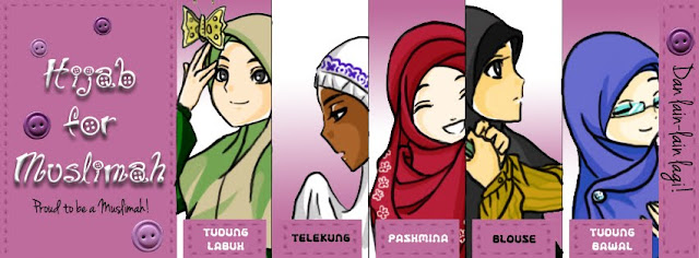 Hijab For Muslimah