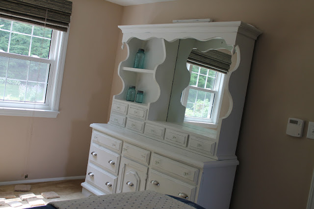 Painting my outdated bedroom furniture  done Elizabeth   Co  Painting my outdated bedroom furniture  done . Painting My Bedroom Furniture. Home Design Ideas