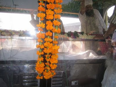 Baba Harbans Singh ji Kar Sewa Wale Antim Yatra Images