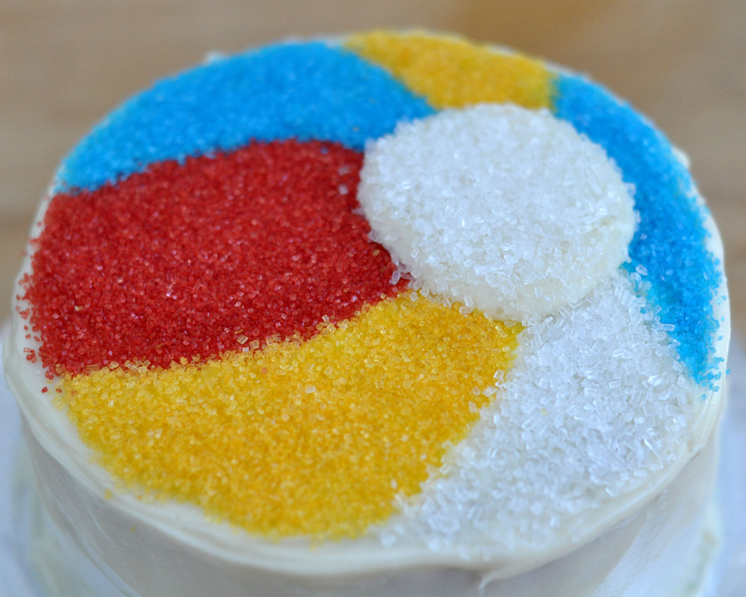 Beki Cooks Cake Blog Easy Beach Ball Cake