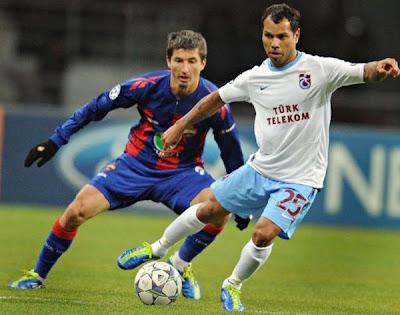 CSKA Moscow 3 - 0 Trabzonspor (3)
