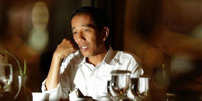 Jokowi Begadang yang tak asal begadang