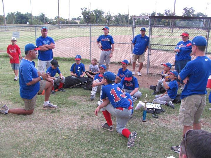 Ответственность  бейсбольного тренера