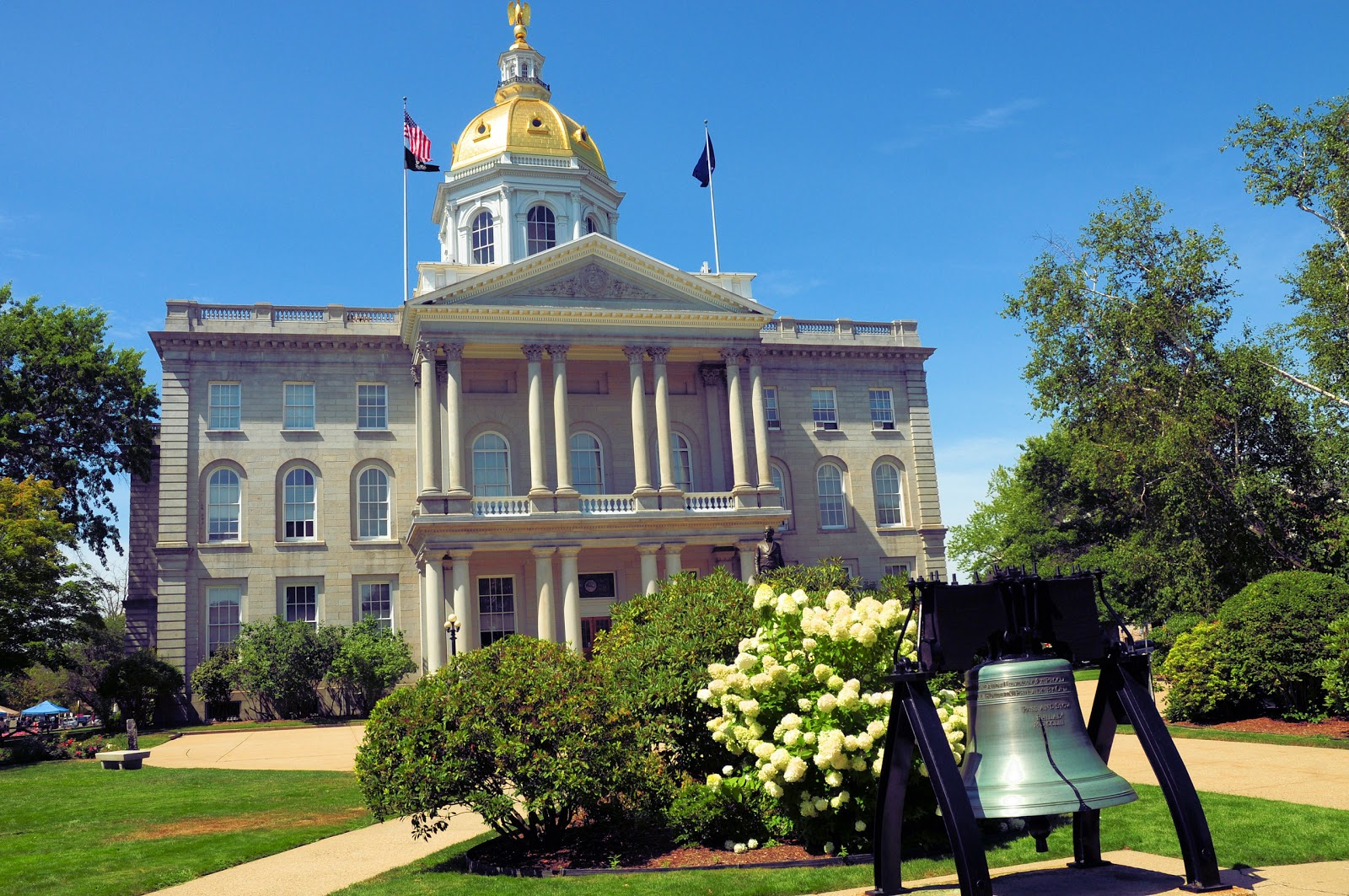 New Hampshire Capitol in