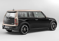 Mini Cooper S Clubman Bond Street (2013) Rear Side