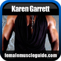 Karen Garrett Female Bodybuilder Thumbnail Image 6
