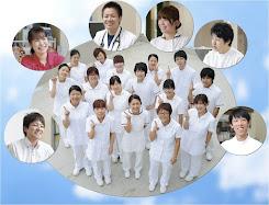 <b>私たちは「かかりたい」「働きたい」こんな病院ナンバーワンを目指しています!</b>