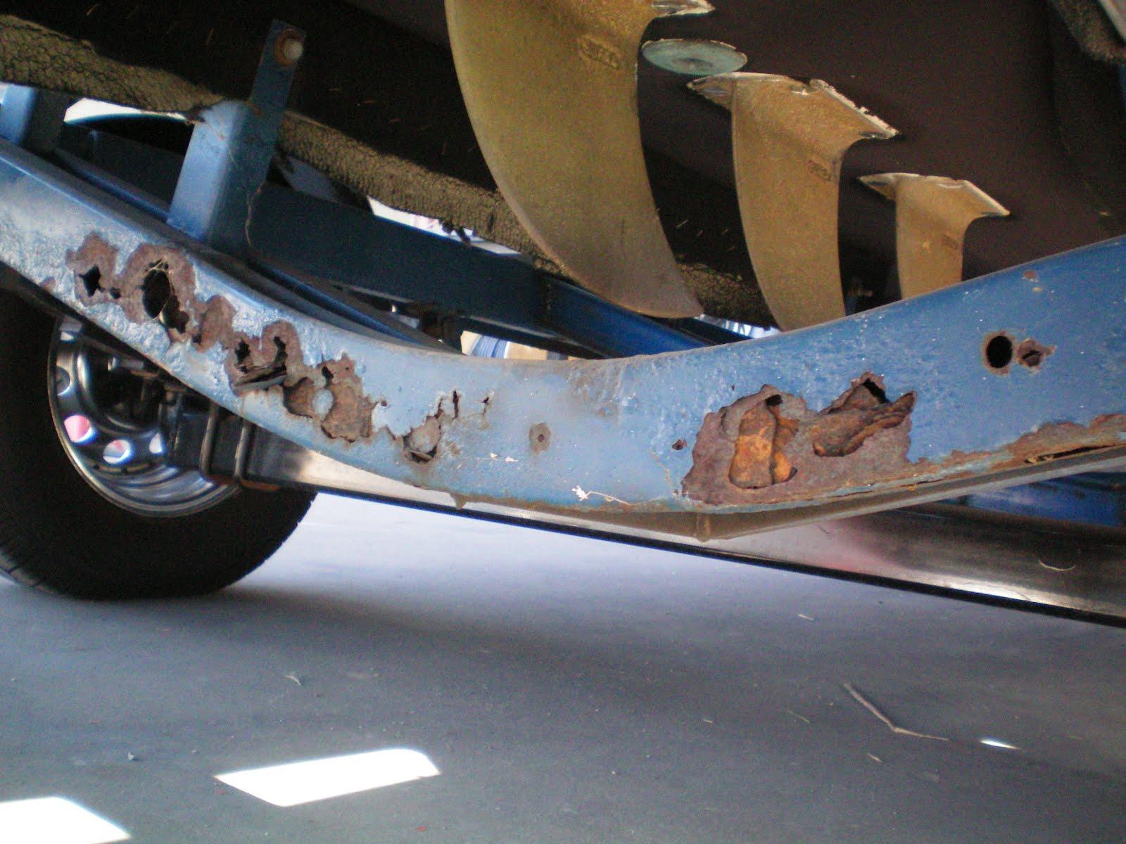 Boat Rebuilding Parts : Rtw boat trailer repair mesa az