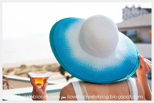 Beach hat photo 1