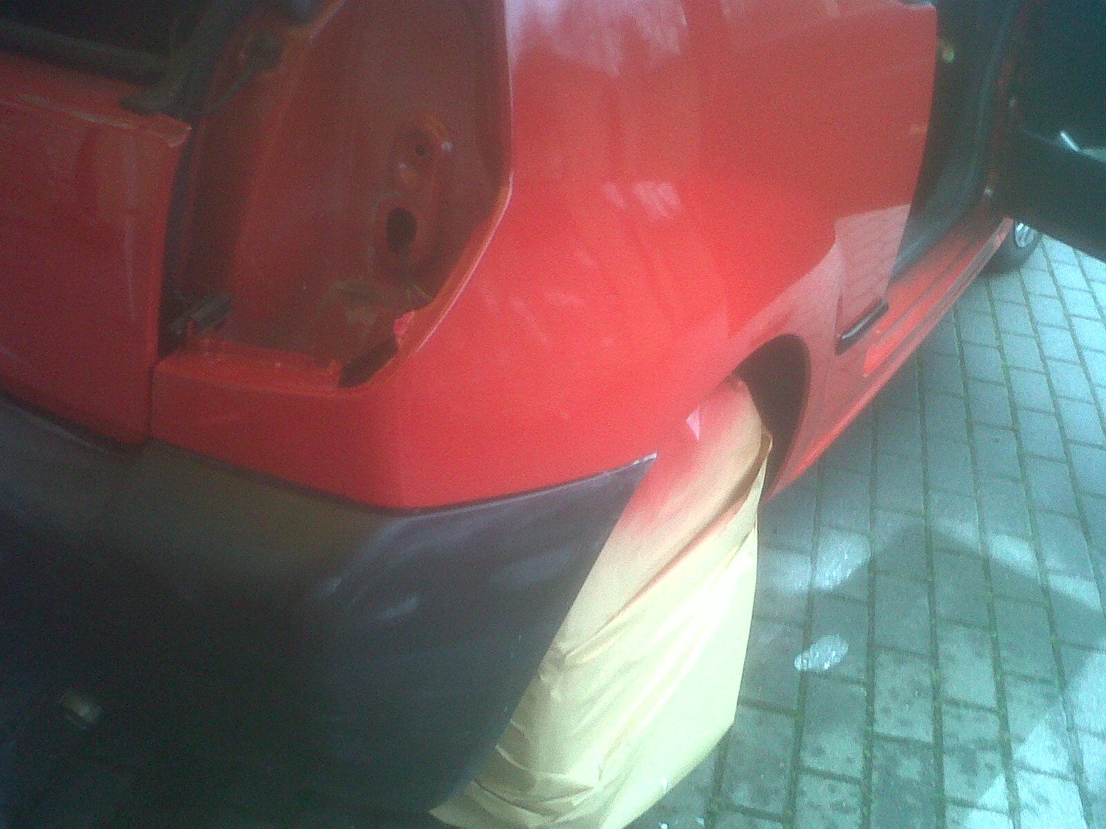 Mobile car body repairs south east london 10