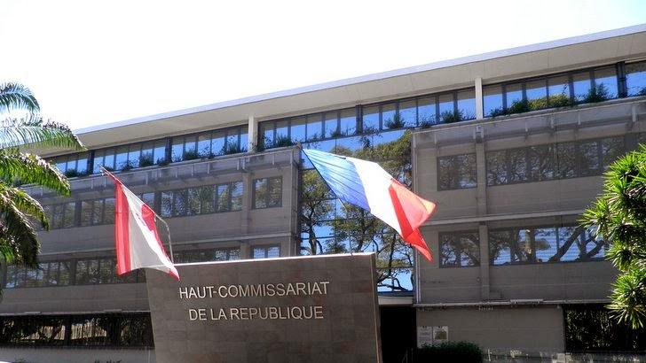 Haut-Commissariat à Papeete