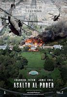 Asalto al poder, White House Down, Roland Emmerich, Channing Tatum, Jamie Foxx, Maggie Gyllenhaal, James Wood, estrenos de la semana, cine, películas, Making Of