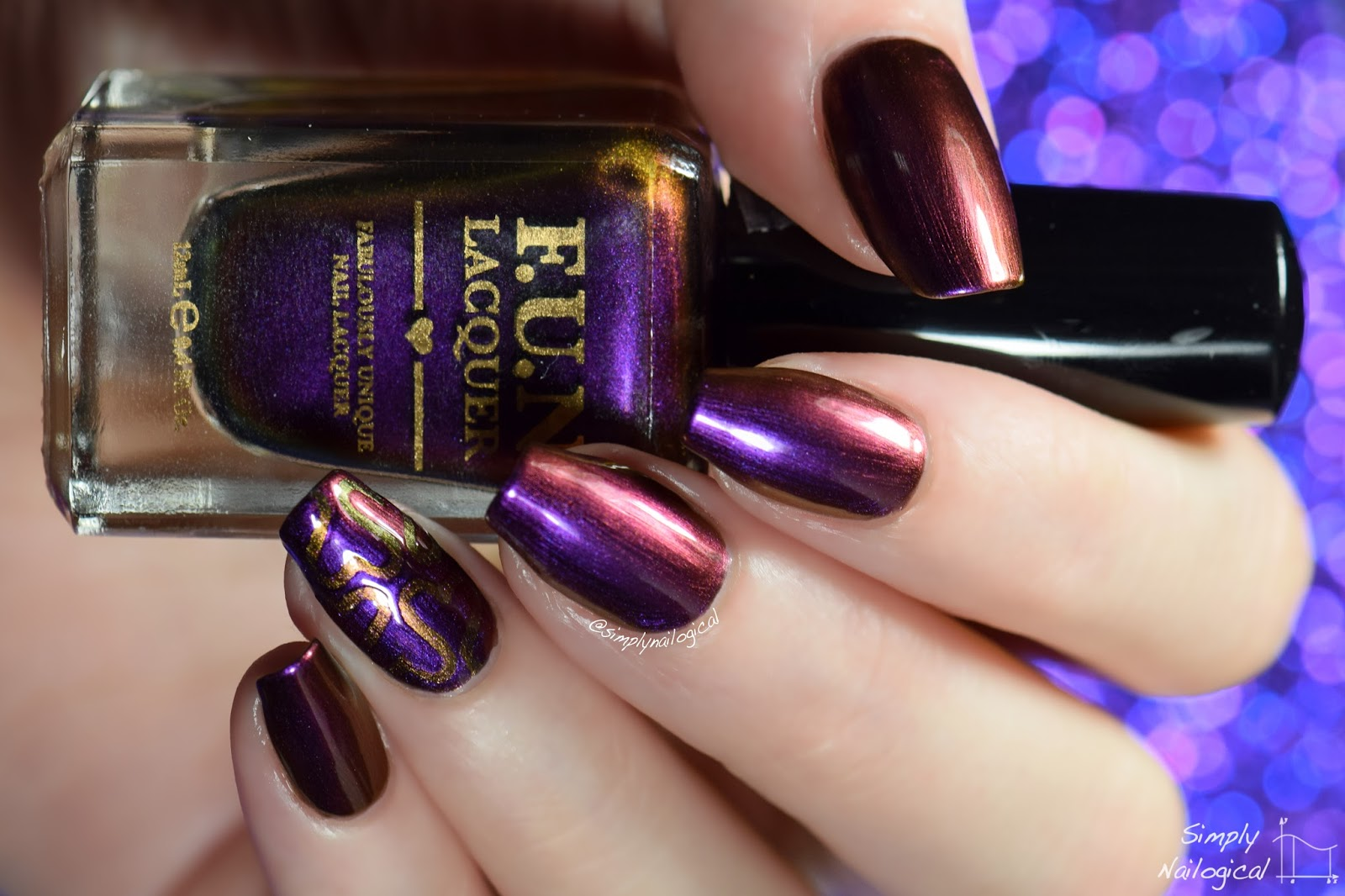 FUN Lacquer 2015 Love collection - Storge