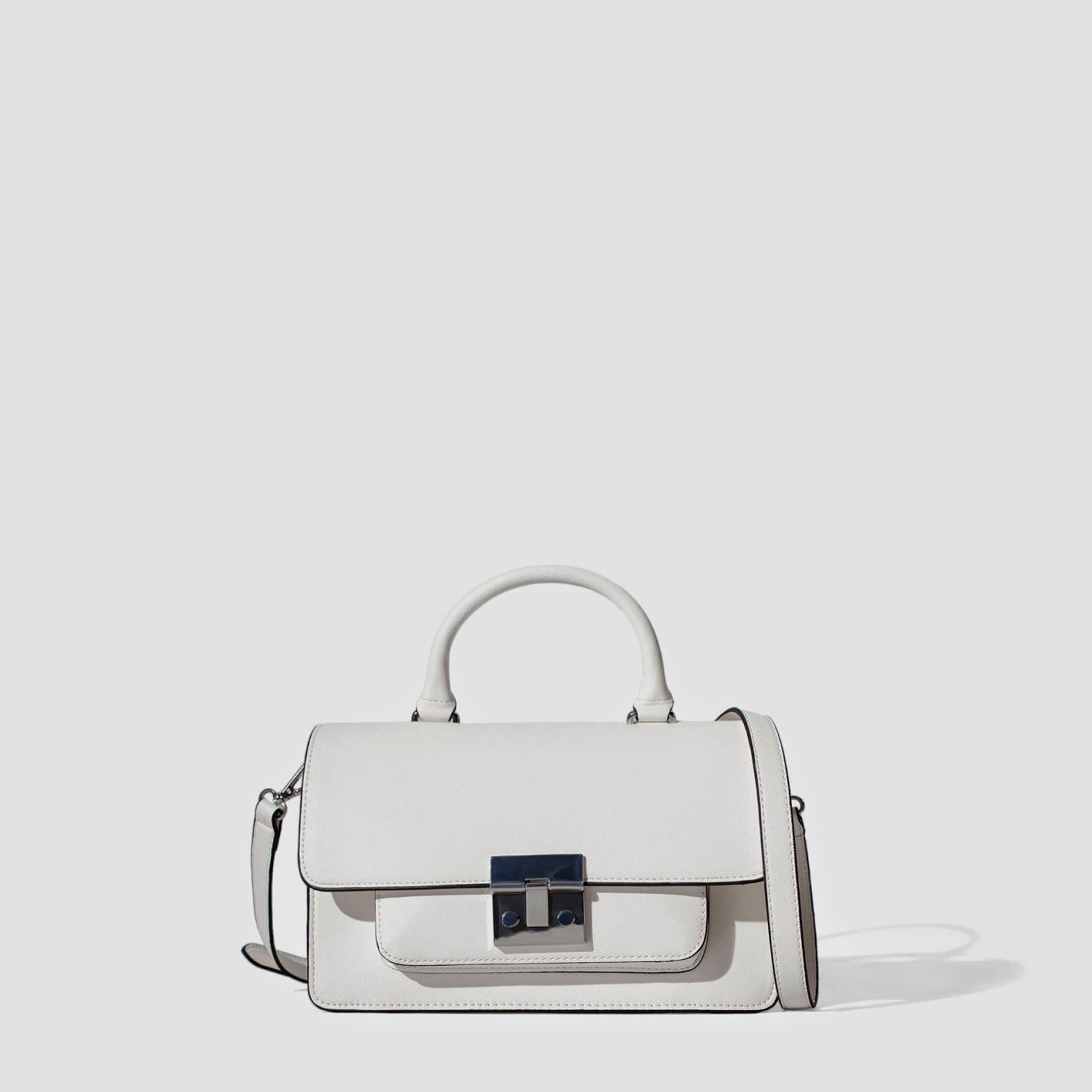 Bandolera/Tote Bag: ZARA