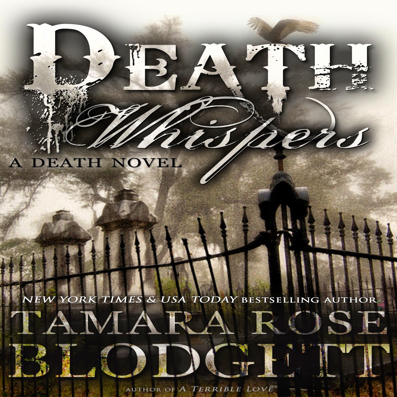 #Giveaway Death Whispers by Tamara Rose Blodgett Audio Book!