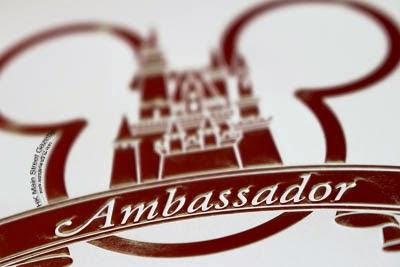 2015-2016年度香港迪士尼樂園度假區親善大使委任典禮