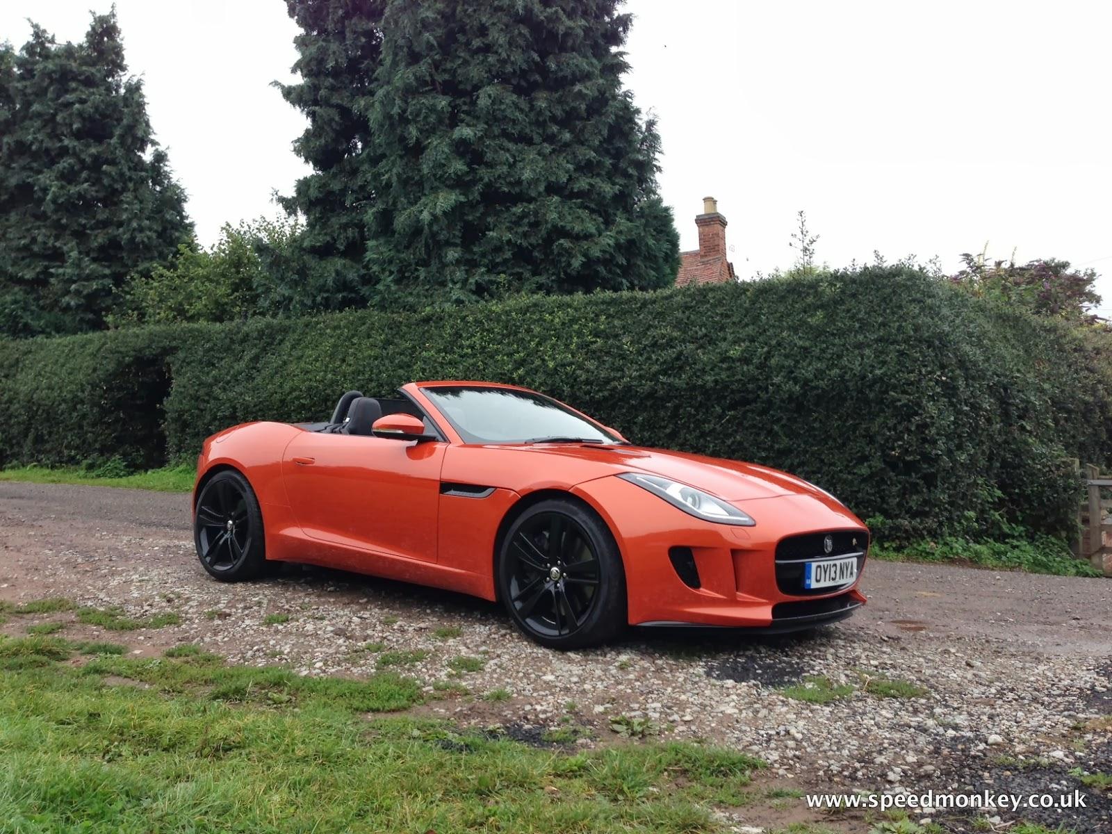 supercars jaguar ftype blog f type net s