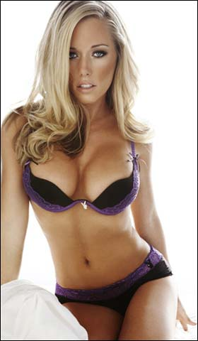 Best Cleavages In The World Kendra Wilkinson Cleavage