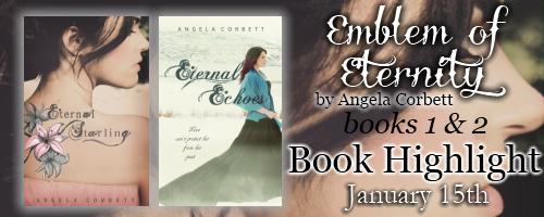 Book Highlight: Emblem Of Eternity Books 1 & 2 by Angela Corbett