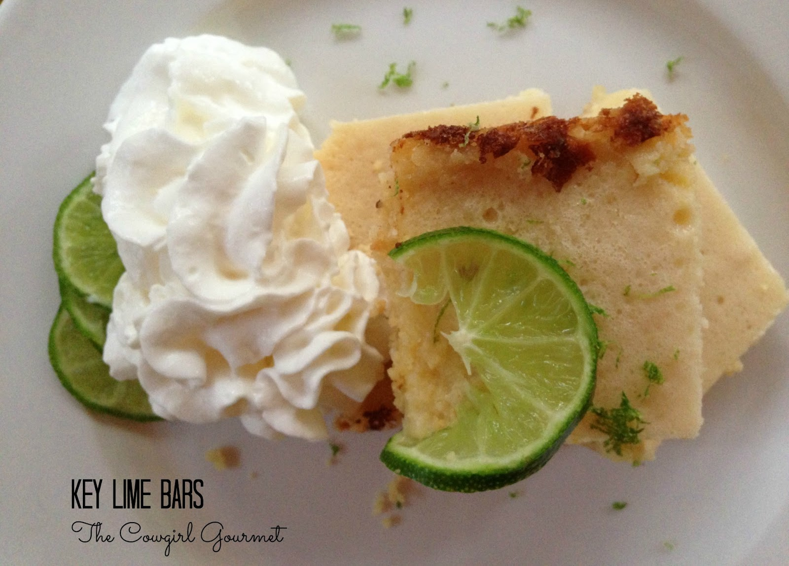 Key Lime Pie for Cavemen