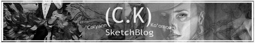 (C.K) Cory&#39;s Sketchblog