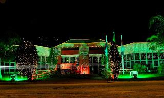 A Estação Natal Cultura ficará aberta à visitação durante todo o período natalino