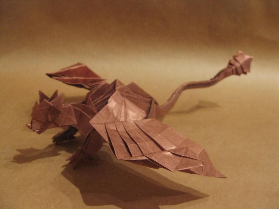 Hard origami dragon origami flower easy hard origami dragon mightylinksfo