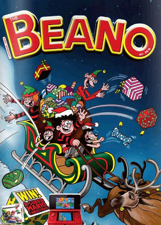 Beano Comic