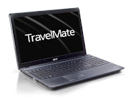 Acer TravelMate 5744Z laptop