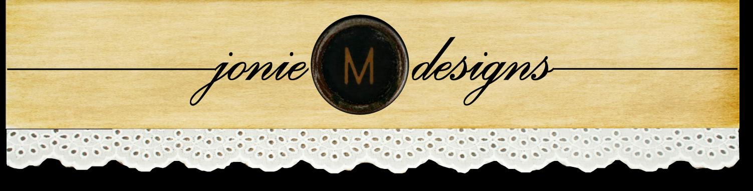 Jonie M. Designs