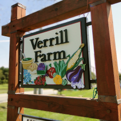 Verrill Farm Concord MA - New England Fall Events Farm Day and BBQ