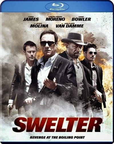 Swelter 2014 Dual Audio [Hindi Eng] BRRip 480p 300mb