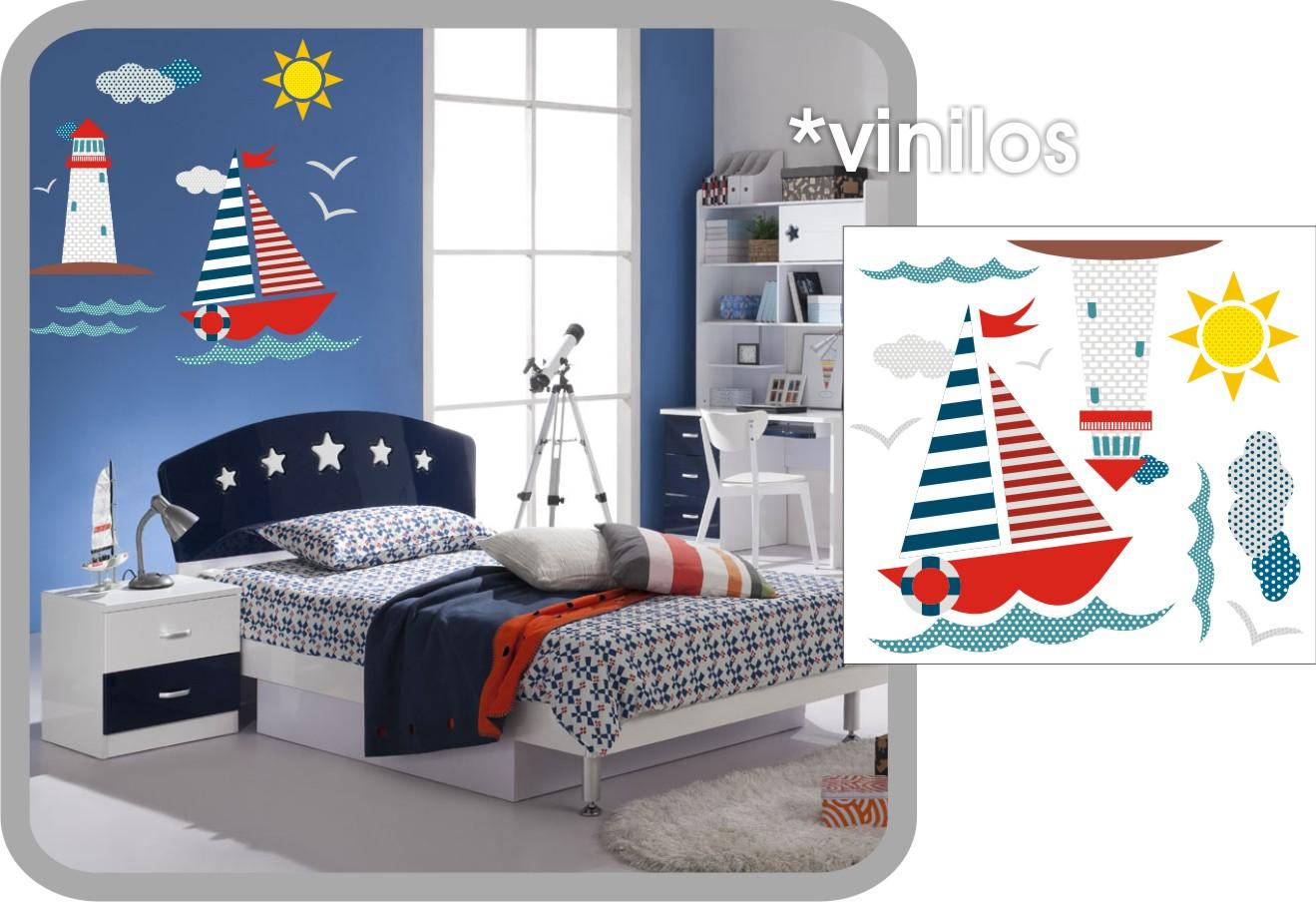 Vinilos decorativos infantiles diseniaria tienda for Vinilos muebles infantiles