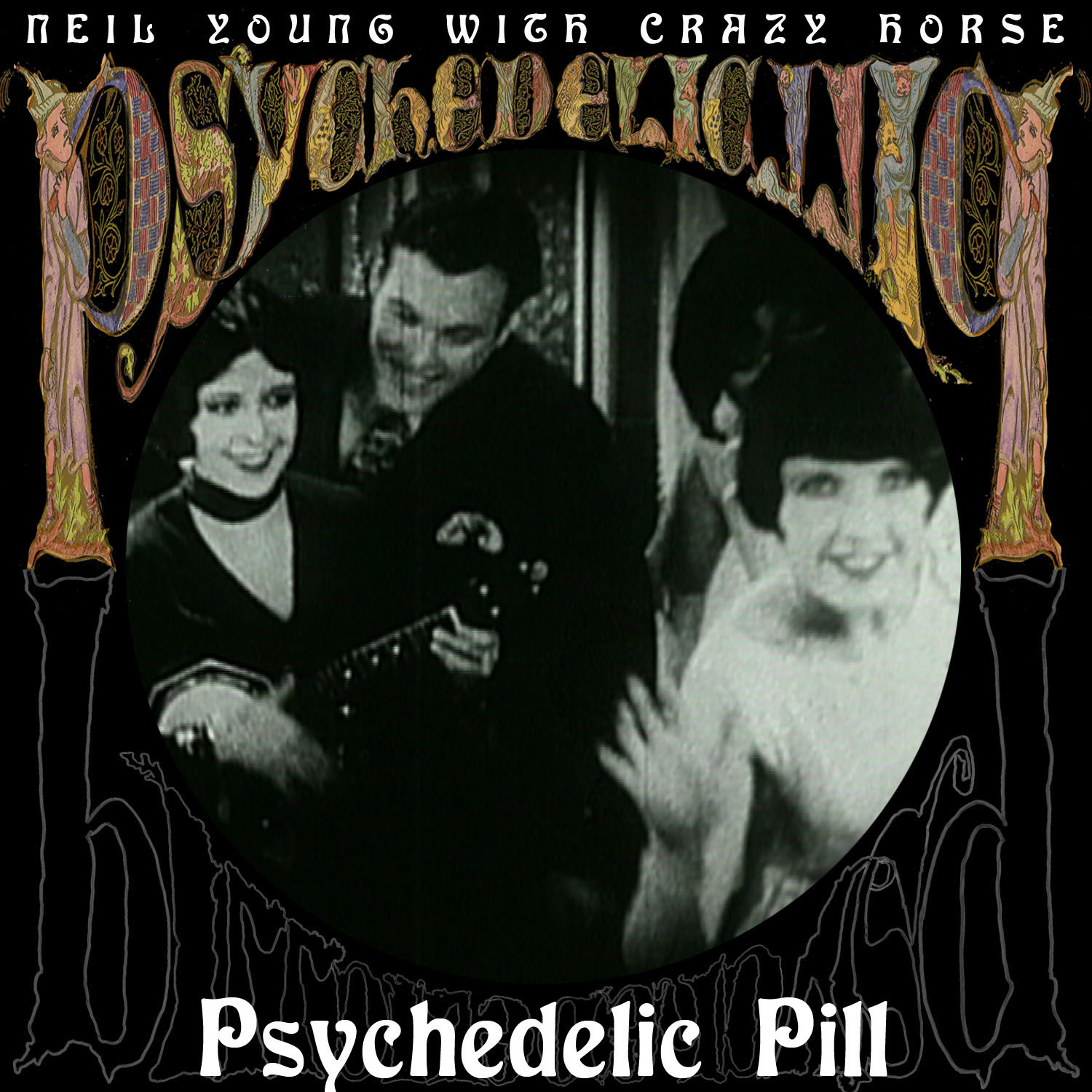 News Early Reaction Psychedelic Pill By Neil Young Crazy Horse