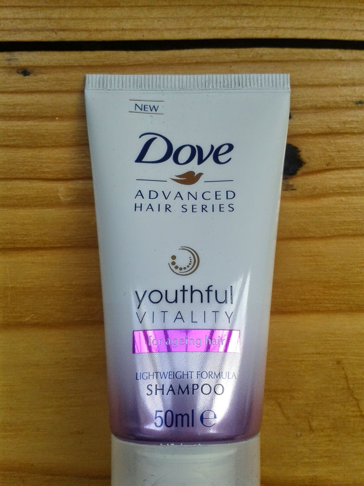 Dove Youthful Vitality Shampoo
