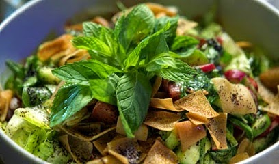 recipe fattoush salad