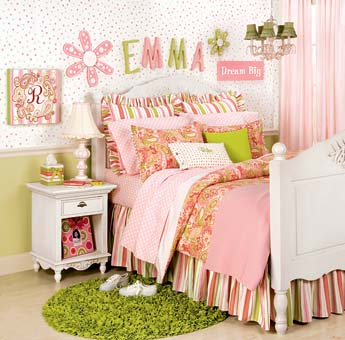 cute and colorful teen girls room decor photos enter