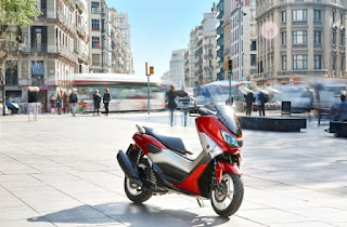 Yamaha NMAX 125 Review