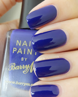 Barry M Indigo